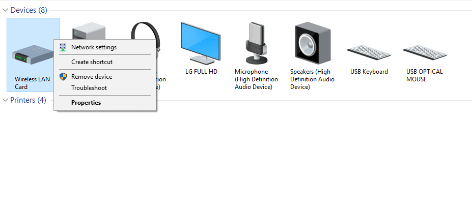 Driver WIFI Windows