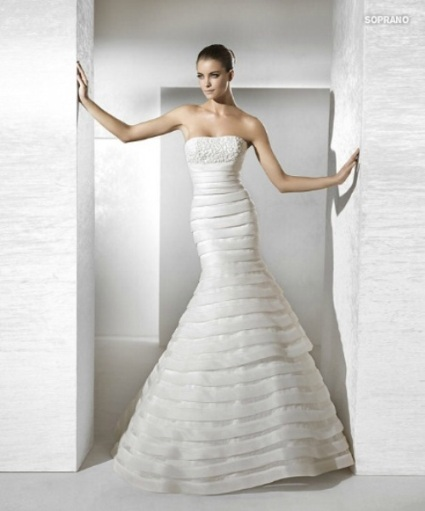 Beautiful Mermaid Wedding Gowns: Preparing For Romantic Wedding: The 8 Most Beautiful