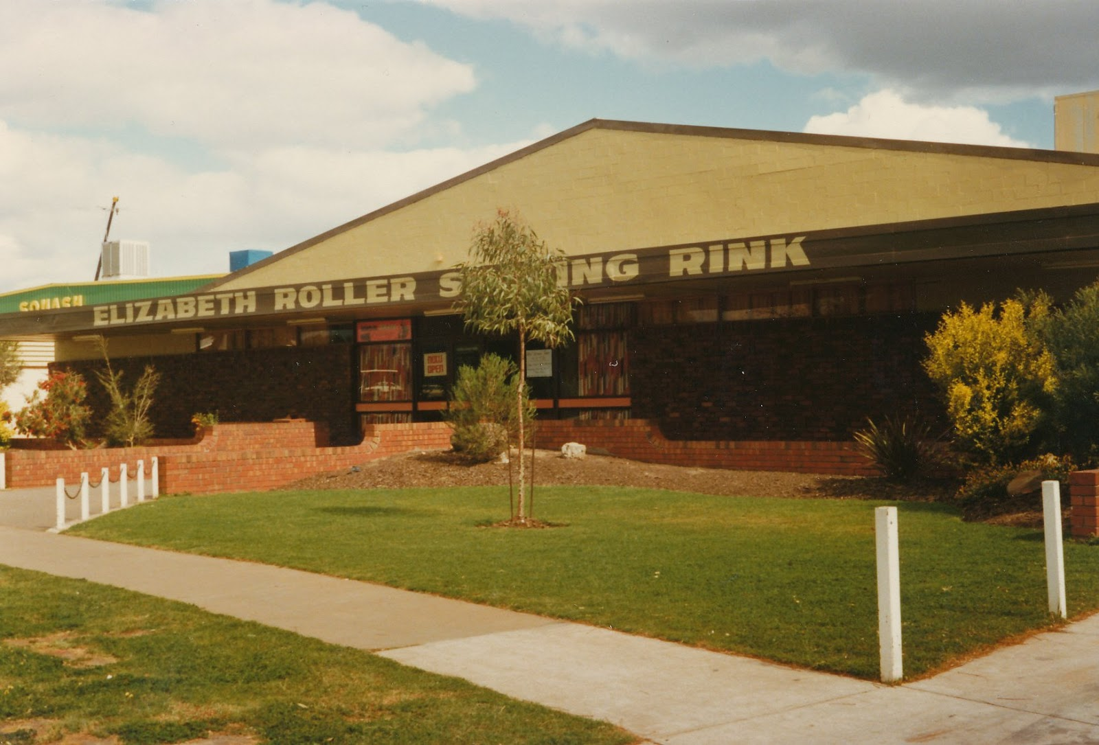 Playford\'s Past: Elizabeth Roller Skating Rink