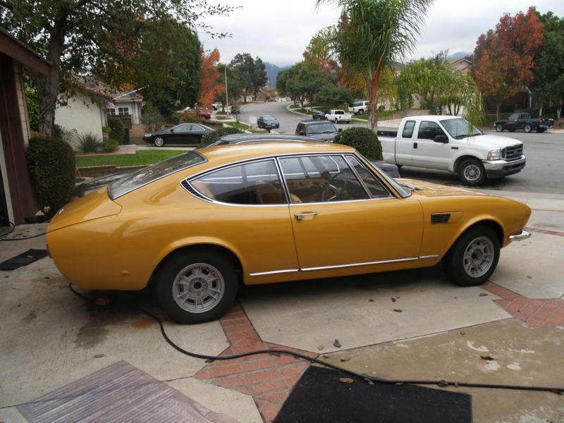 Daily Turismo 10k Ferrari Power 1968 Fiat Dino Coupe Project