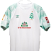 Umbro divulga camisa comemorativa ao Natal do Werder Bremen