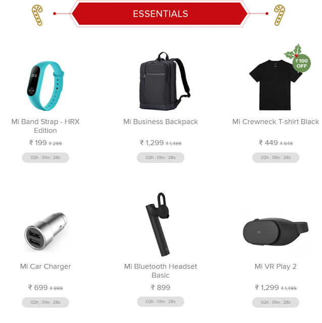 Xiaomi No.1 Mi Fan Sale: discounts on phones, Re. 1 flash sale and more 7