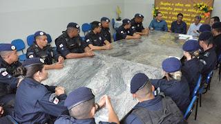 GCM intensifica efetivo e inicia o 'Reforço Natalino' em Nova Serrana (MG)