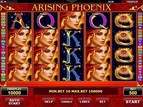 Main Gratis Slot Indonesia - Arising Phoenix Amatic