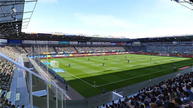 PES 2020 Benteler Arena by martinza