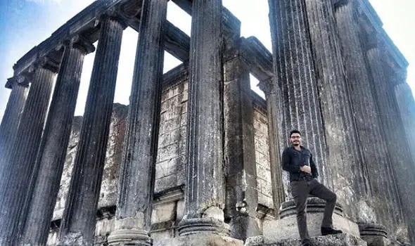 aizanoi antik kenti efsanesi