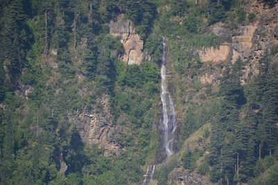 manali waterfall