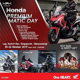 Event Honda Banyuwangi Terbaru 2019