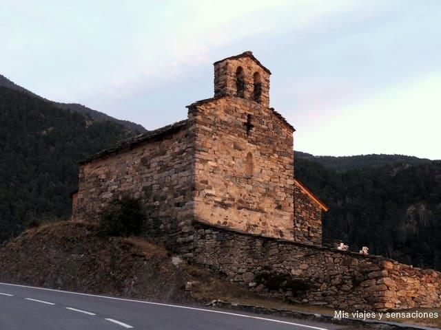 Iglesia de San SernI de Nagol, Andorra