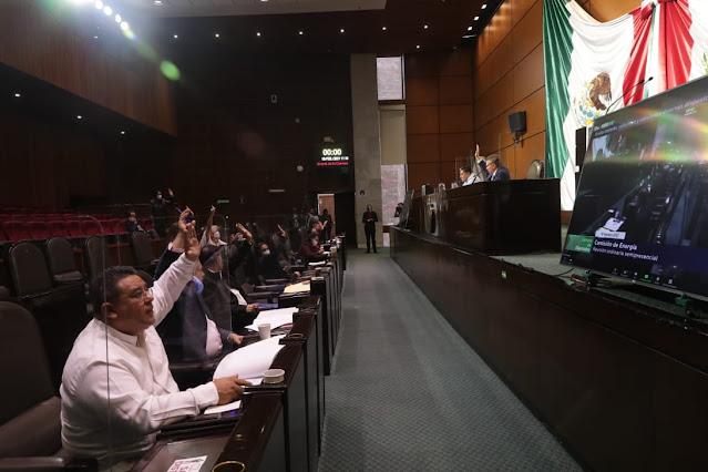 Aprobó la Comisión de Energía dictamen de reformas a la Ley de la Industria Eléctrica