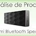 Análises de Produto: Xiaomi Bluetooth Speaker