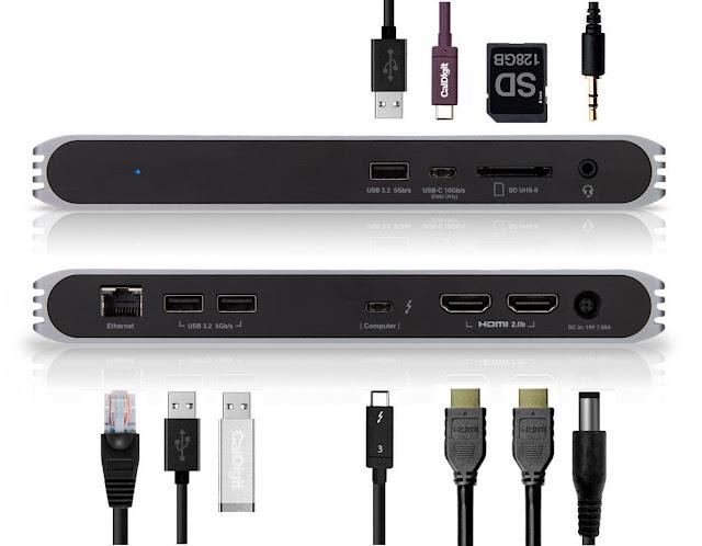 Caldigit USB-C HDMI Dock Review (Thunderbolt And USB4)