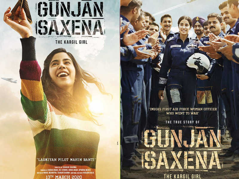Gunjan Saxena The Kargil Girl Cast Crew Genre Story Budget Release Date Poster Trailer Review Songs Prediction Movie Review Box Office Collection And Verdict