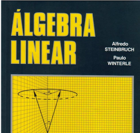 ÁLGEBRA LINEAR BAIXAR _Steinbruch LIVRO EM PDF