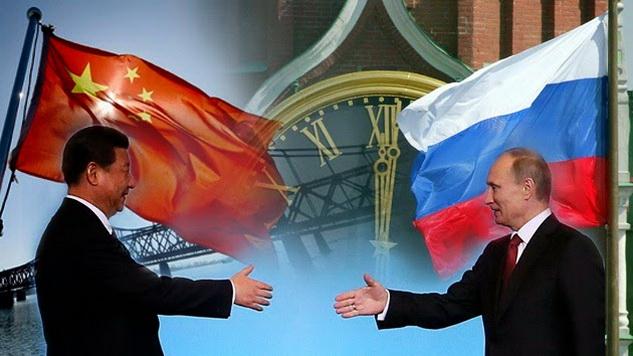 Η Ρωσία δεν κοιτάζει προς τη Δύση, κοιτάζει προς την Ανατολή