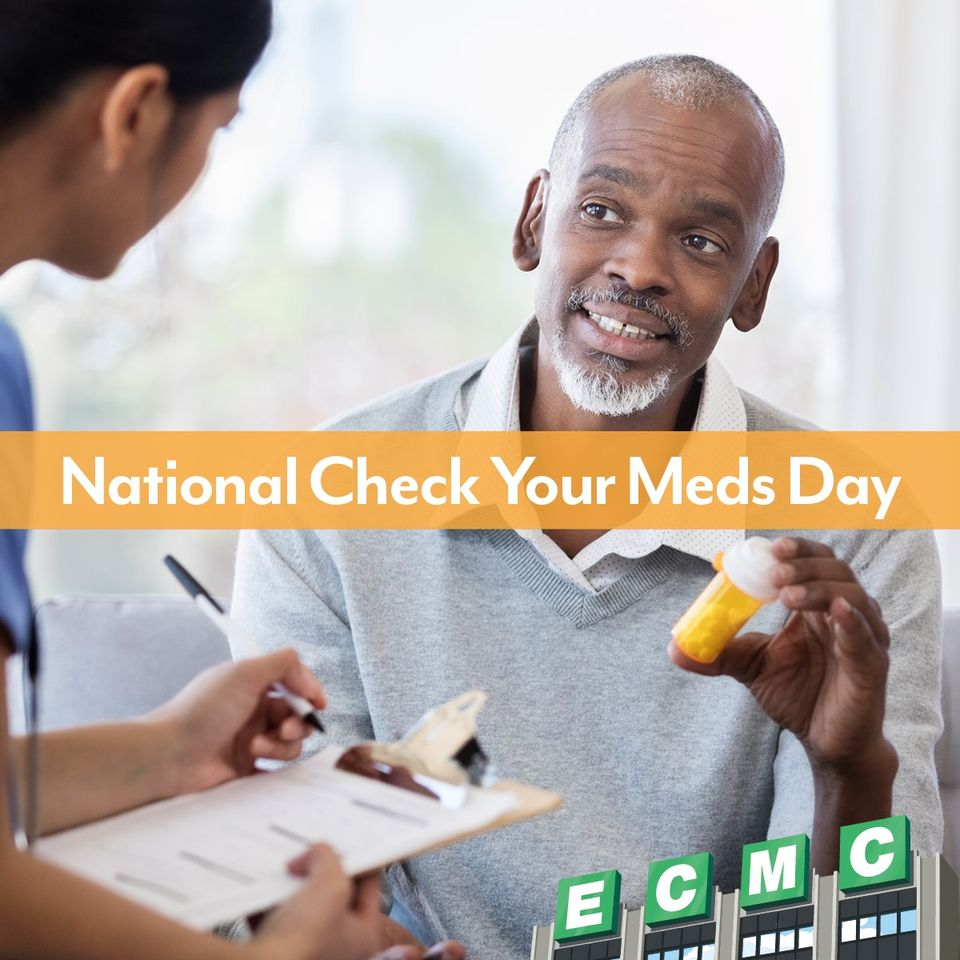 National Check Your Meds Day Wishes Photos
