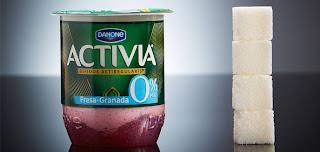 """Un yogur """"de frutas"""" puede contener hasta cuatro"""