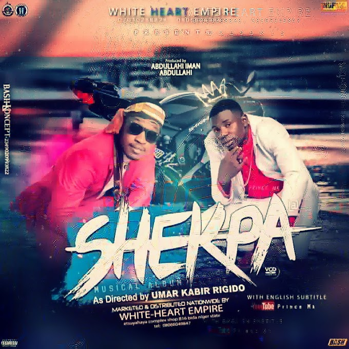 Prince MK Unveils His Album ' Shekpa' Cover Art & Release Date