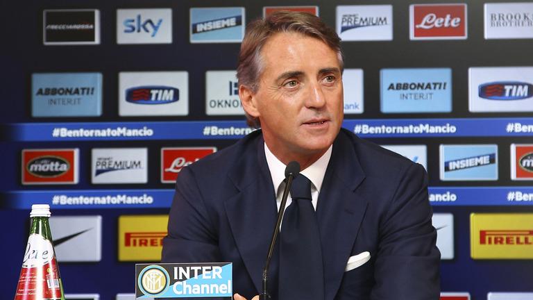 Mancini: Situasi di Inter Benar-benar Konyol