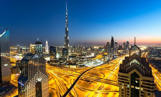 اقتصاد-دبي-يتراجع