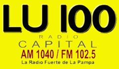 LU 100 Antena 10 - AM 1040 FM 102.5