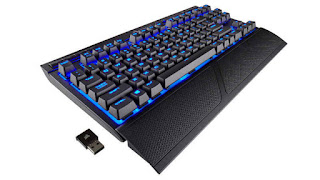 Corsair Launches Wireless PC Gaming Keyboard and Mouse: See Prices