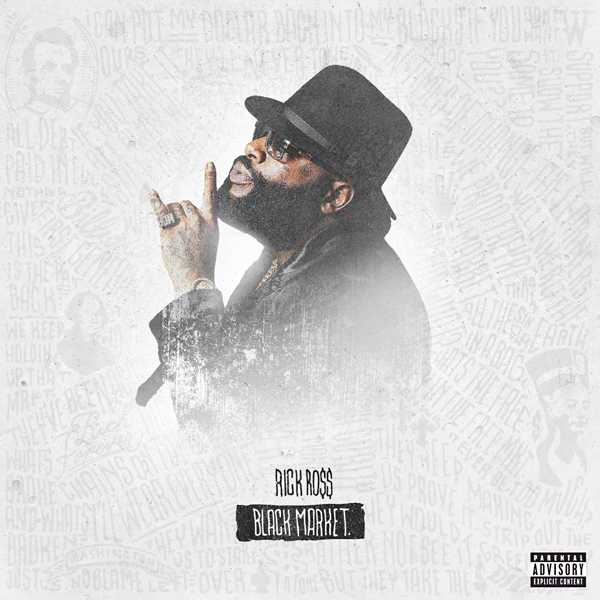 Rick Ross Black Market [Deluxe Edition] [2015]