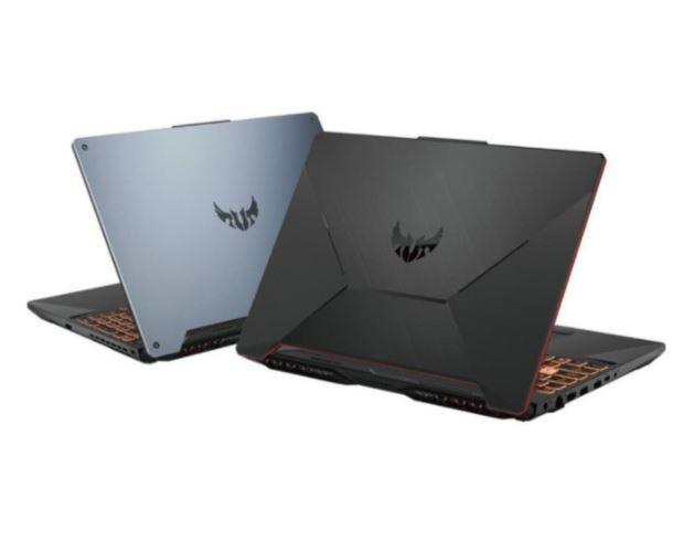 Asus TUF Gaming F15 FX506LH I765B6T, Laptop Gaming Comet Lake-H Tangguh Berstandar Militer