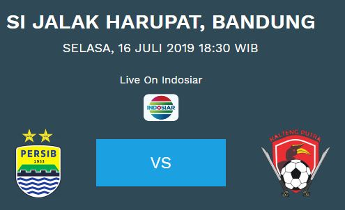 Persib vs Kalteng Putra: Tanpa Ezechiel, Maung Bandung Tetap Menyerang