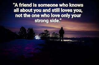 Heart felt friendship quotes