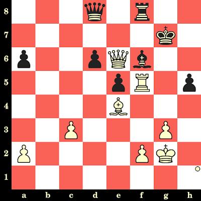 Les Blancs jouent et matent en 4 coups - Joel Benjamin vs Mihai Suba, Reykjavik, 1990