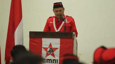DPP GMNI Ikut Tuntut Prabowo Bongkar Roadmap Sistem Pertahanan