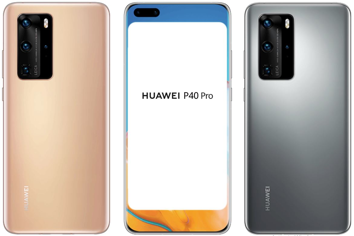 Huawei P40 Pro high-definition bright screen exposure