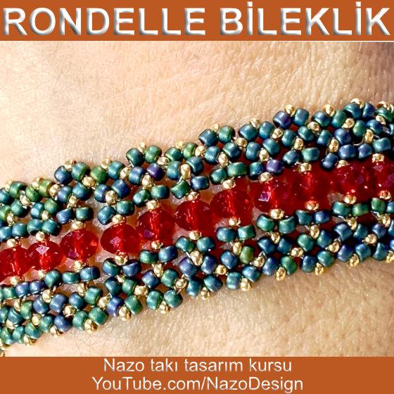 nazo rondelle bracelet
