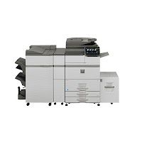 Sharp MX-M654N Driver Printer