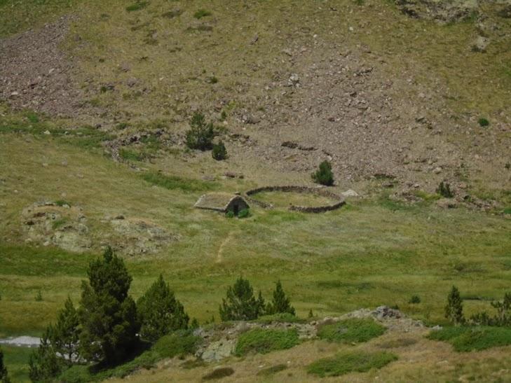 Cabaña junto al Refugio del Comapedrosa