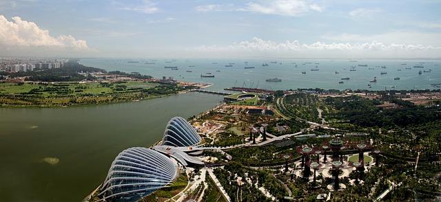 مخطاف السفن في سنغافورة
