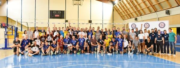 Με απόλυτη επιτυχία ολοκληρώθηκε το Loutraki Global Volleyball Cup 2019