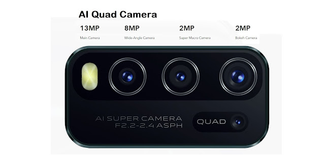 Y30 Quad Camera