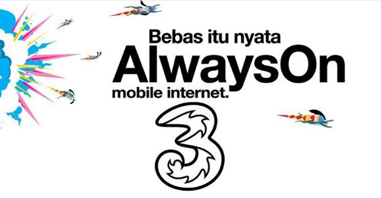 Khawatir Paket Data Habis? Pakai Tri AlwaysOn Internet Tetap Jalan!