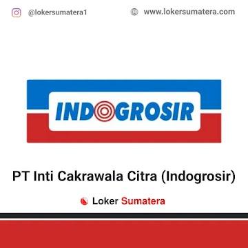 Lowongan Kerja Pekanbaru: PT Inti Cakrawala Citra (Indogrosir) Oktober 2020