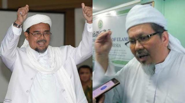 Wasekjen MUI Pusat Tanggapi Isu SP3 terhadap Kasus Chat Pornografi Habib Rizieq