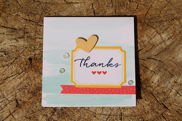 Watercolor Wishes Card Kit Stampin' Up!