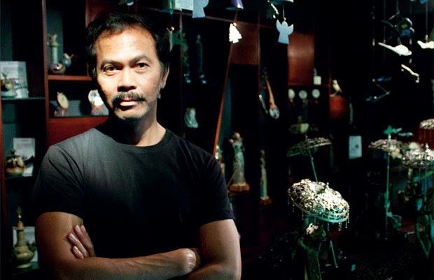 Keramikus Dari Jakarta Yang Terkenal