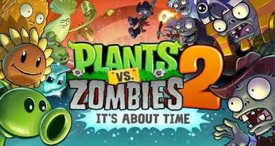 Plants vs. Zombies 2 MOD Apk (many coins / stones) for free on android