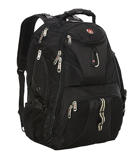 Amazon: SwissGear Laptop Backpack only $50 (reg $130) + Free Shipping!