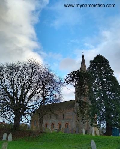 Anglo-Saxon Church Northamptonshire