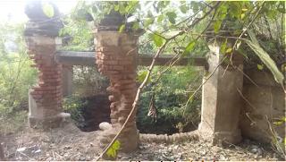 जालौन: जगम्मनपुर राज्य का ऐतिहासिक सागर कुआं जर्जर होकर नष्ट होने की कगार पर