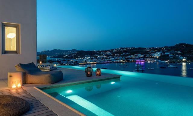 Kensh? Hotels & Suites, Ornos Mykonos