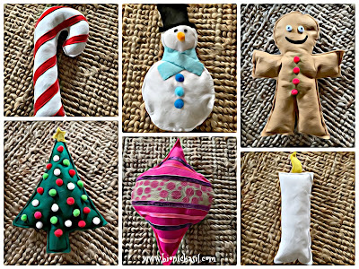 Crafting with Cats Catmas Special - Part 4 ©BionicBasil® Catmas Catnip Toys